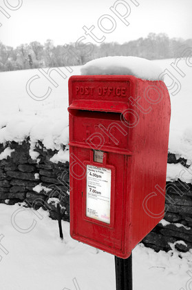 Chequers Post Box 001 
