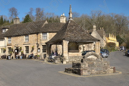 Market Cross Castle Combe0002 