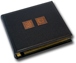 leather bound albums