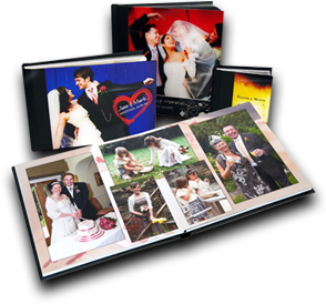 The best wedding albums